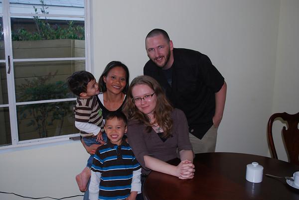 Visit with Rebecca & Tim
