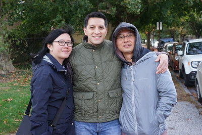 Visiting Rommel and Janet--October 2016