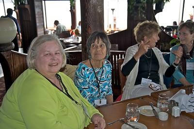 Susan, Betsy, Winnie, Jean