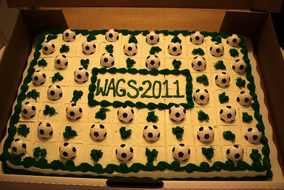 WAGS BANQUET @ BAILYS  12-15-2011