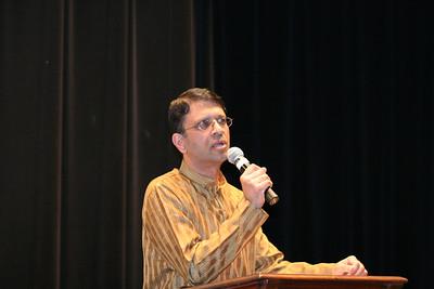 Dr.Ogale - Keynote address