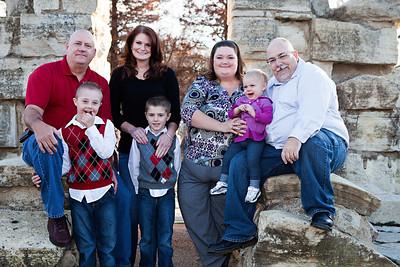 Wagoner Family 2012