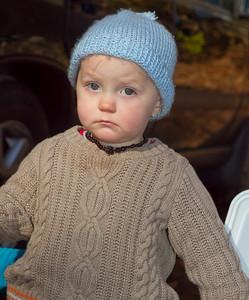 Walden Pond Run - November 13, 2011