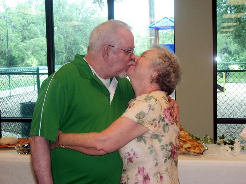 Wanda and Albert's 50th Wedding  Anniversary