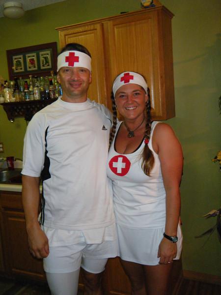 Neumann Nurse and Kat!