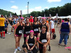Pre-race....CLEAN!— with Lesley Kurowski, Andrea Genz Severson, Anne Nelson, Jennifer Mikrut DuBois and Robert Neumann.