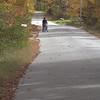 Walking the Grandson 2011