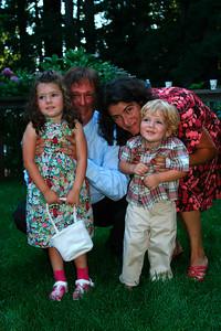 Marcel, Jessica, Florence & Vincent