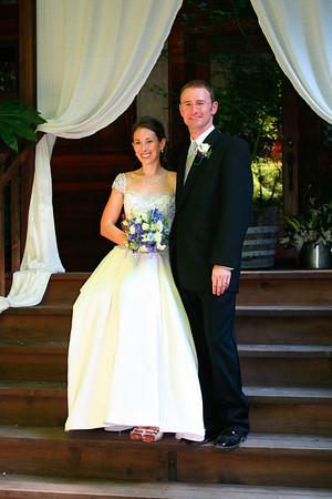 Chris & Kellie's wedding (July 2006)