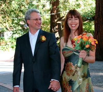 Craig & Elisabeth's wedding (Oct 2006) & Lucia (May 2007)