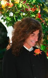 Jonathan, the minister for Craig & Elisabeth's wedding.