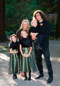 Jonathan, Paula, Luka, Maddie & Gabriel.