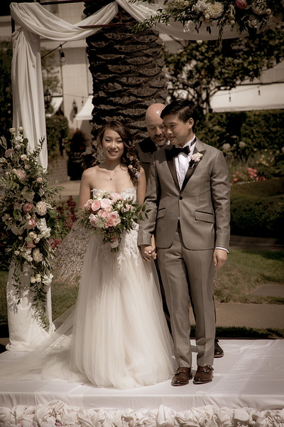 Jonathan and Evelyn Shih Wedding, Fairmont Hotel, San Francisco, August 18, 2018<br /> Parents are John and Tracy Shih
