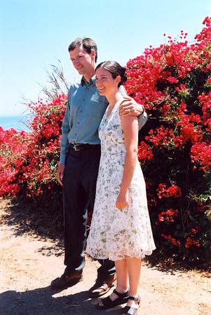 Matt & Chandra's wedding (July 2004)