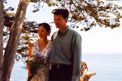 Matt & Chandra (July 2004)