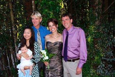 Scott, his wife & baby.