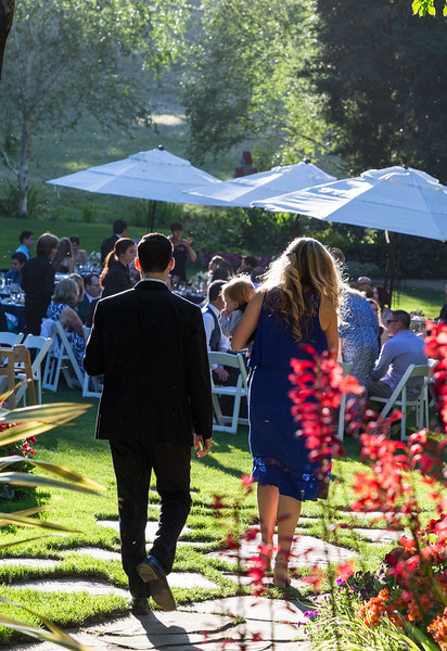 Tyler and Nicole Robert's Wedding at Nestledown.