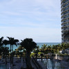 view from the balcony the St. Regis Bal Harbour in Miami, FL.