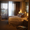 bedroom at St. Regis Bal Harbour in Miami, FL.