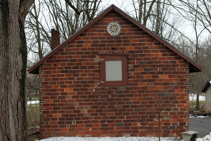 Side of Carriage House