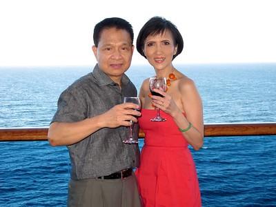 West Coast Cruise Oct 7, 2013