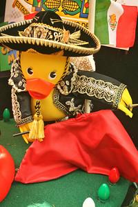 Ole! quack quack.