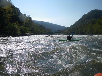 West Virginia Cabin Weekend - October 4-8, 2012