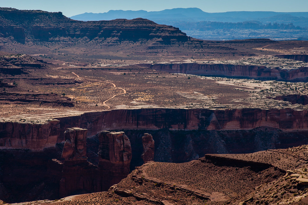 White Rim Trail 2012 October