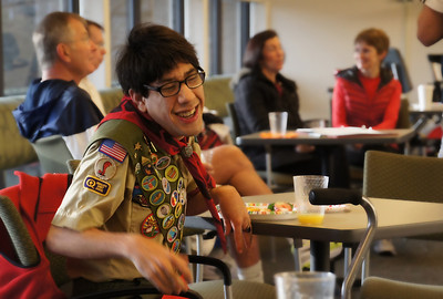Will Ramis' Eagle Scout Celebration at the MAC