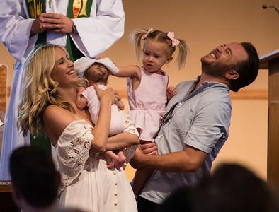 Winrich Baptism