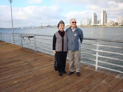 Wong & Fong's San Diego Visit