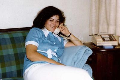 Andrea Briskin, dental aide