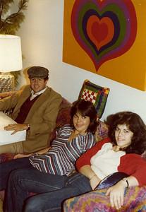 Steve Shemin, Ginny Dever (Lovitz) and Andrea Briskin