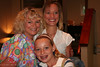 Sharron with daughter Kristine and granddaughter Morgan