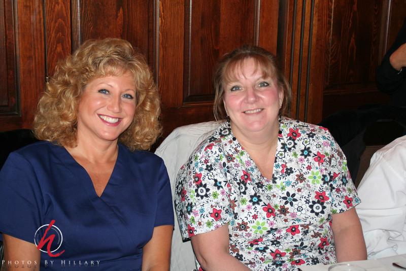 Cheryl and Sue