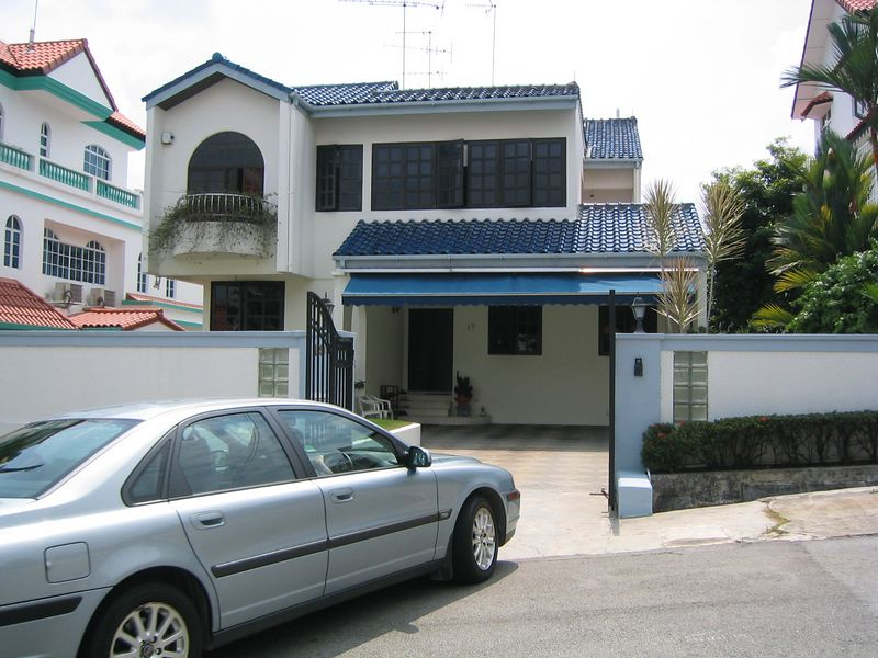 Xiaowei Chew's house in Singapore