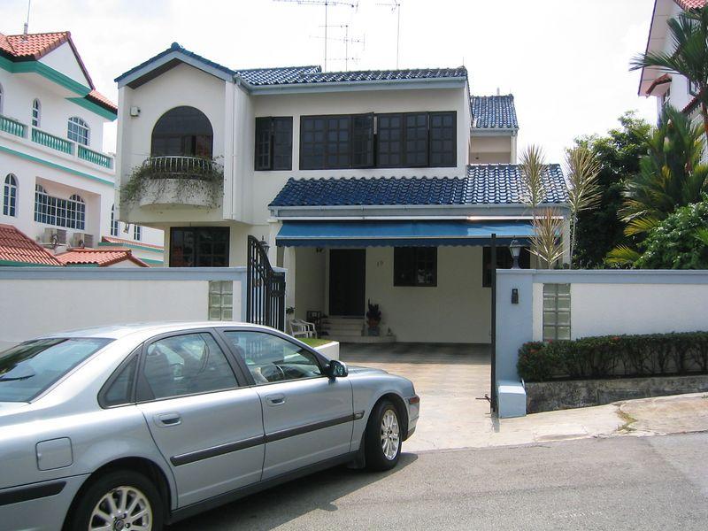 Xiaowei Chew's house in Singapore