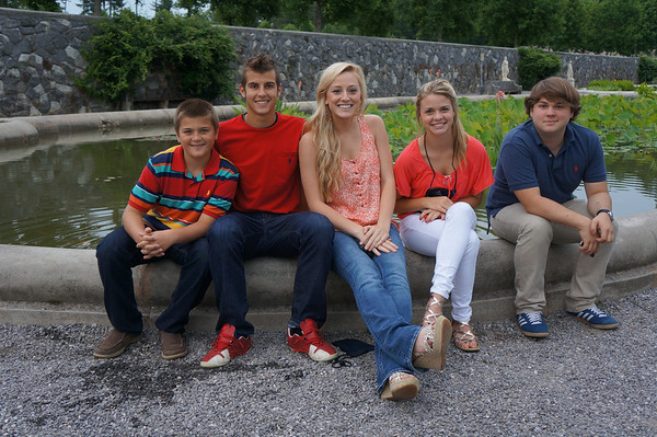 YPO Family Weekend June 2012 Asheville NC