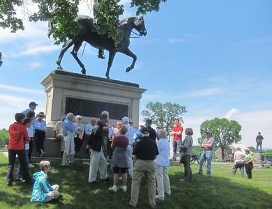 Yale63 at Gettysburg 2012-05-13