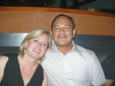 Maureen and Victor