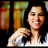 Anuradha and her infectious smile :)