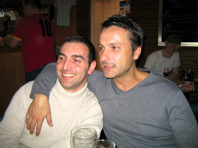 Yiannis and Panos 2005 Yiannis and Panos