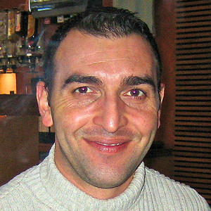 Yiannis and Panos 2005 Yiannis