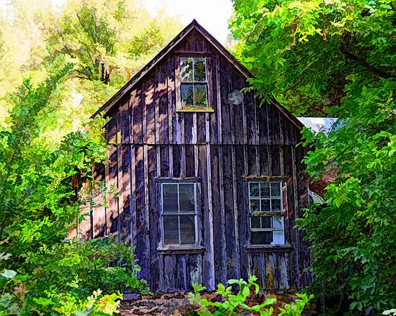 Cabin at Washington CA