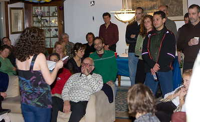Zeus' Surprise 50th Birthday Party - January 16, 2010