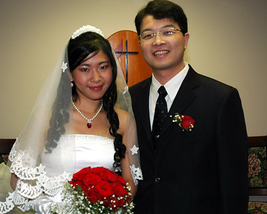 Zhengmao and Yu-Chen Wedding 7-9-06