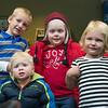 Harlon, Kyle, Katie, and Addie Mae