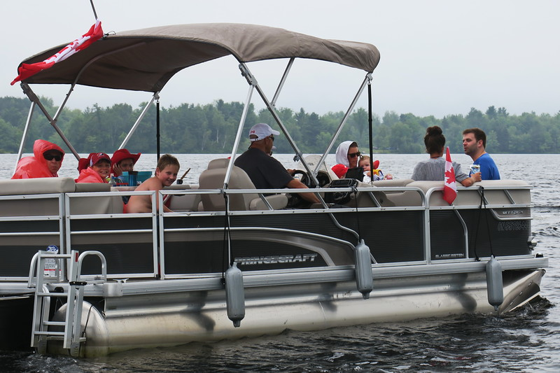 July 1, 2017 - Black Lake Flotilla 046