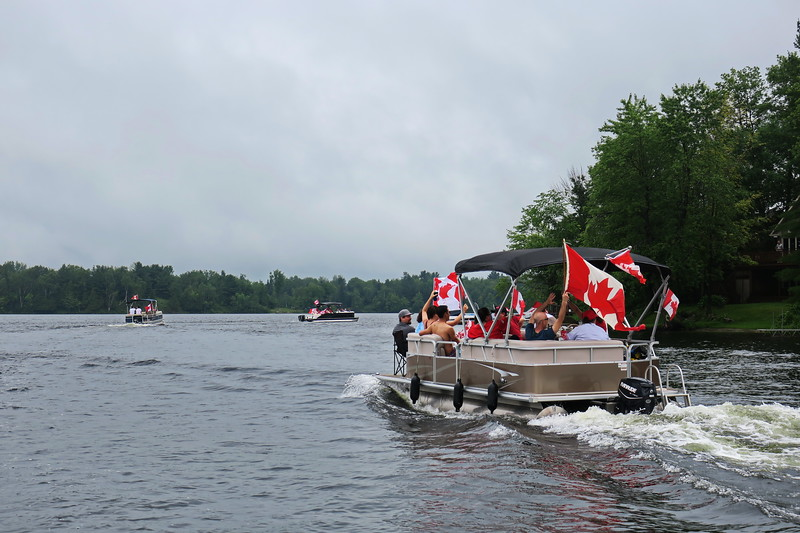 July 1, 2017 - Black Lake Flotilla 061