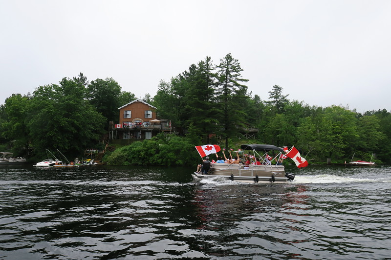 July 1, 2017 - Black Lake Flotilla 058
